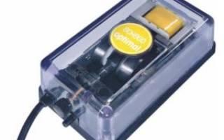 Тихий компрессор для аквариума: как сделать своими руками