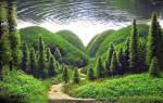 Японские аквариумы Такаши Амано: технология высадки растений в аквариум
